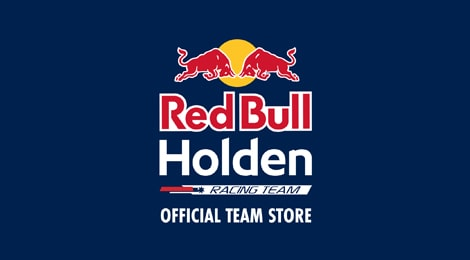 Red Bull Holden Team Store Logo